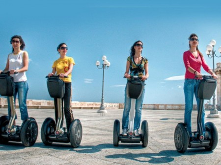 Belgrade city segway tours Belgrade