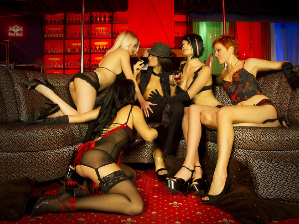 Exotic dance clubs in Belgrade
