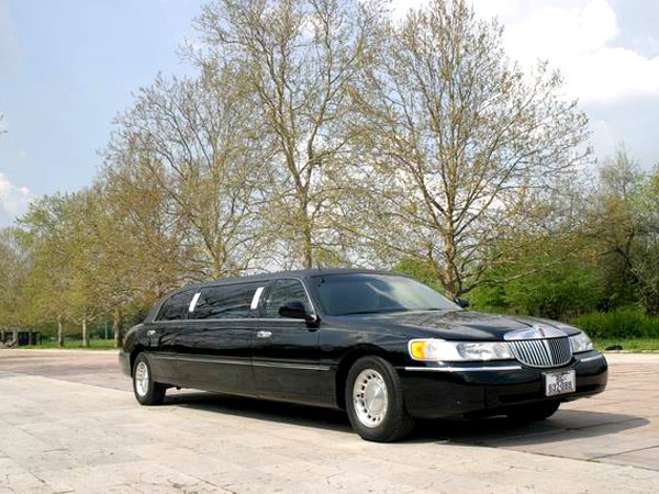 luxury limo service Belgrade