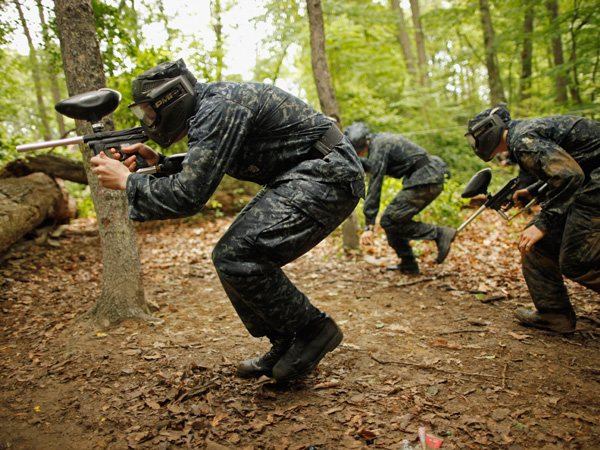 Paintball locations in Belgrade