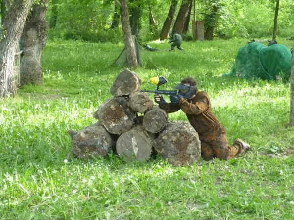 Paintballing places in Belgrade