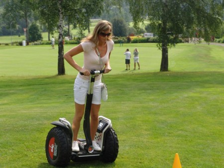 Segway Belgrade city tour