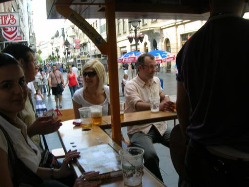 Beer and bike tours Belgrade