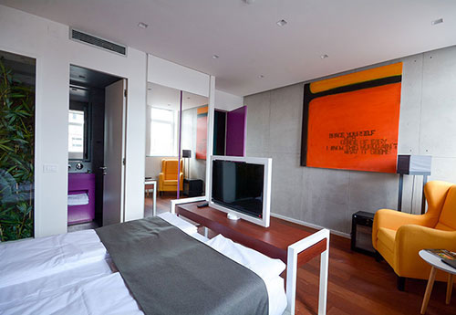 boutique rooms in belgrade