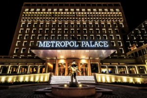 hotel metropol new year