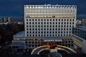 hotel metropol new year in belgrade