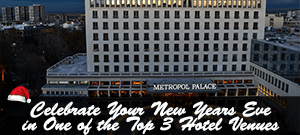 Celebrate Your New Year's Eve in One of the Top 3 Hotel Venues