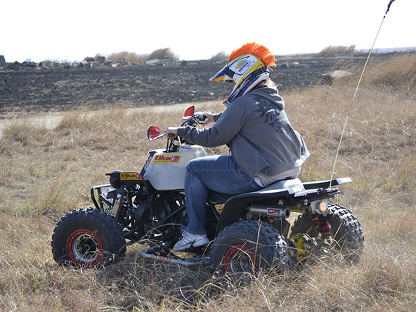 Quad Bikes for Bachelor Party